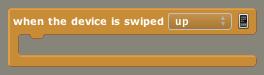 swipe-event