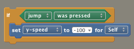 stencyl-design-mode-check-keyboard-input