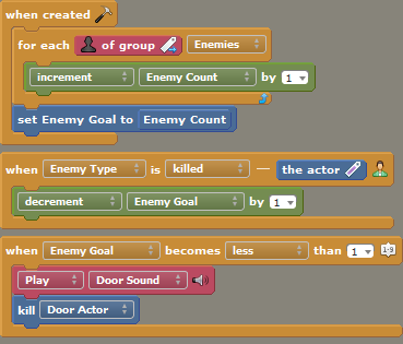 stencyl-design-mode-get-enemies-destroyed-behavior