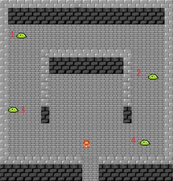 stencyl-dungeon-scene-with-enemies