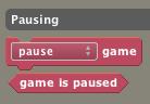 Pause Blocks