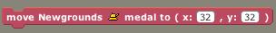 medals block