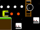 Play Balls in Space, a Stencyl-made game