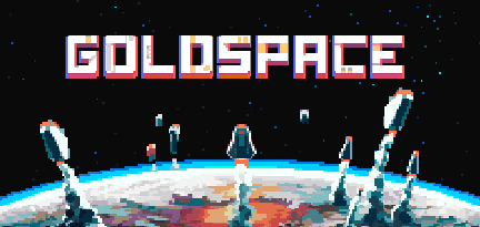 Play GoldSpace, a Stencyl-made game