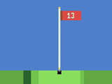 Play Golf is Hard, a Stencyl-made game