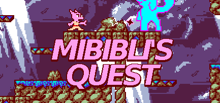 Play Mibibli's Quest, a Stencyl-made game