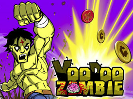 Play Voodoo Zombie, a Stencyl-made game