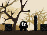 Play The Little Who, a Stencyl-made game